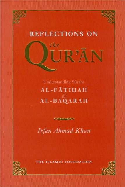 the view intimate reflections and messengers books reflections on the quran understanding surahs fatihah