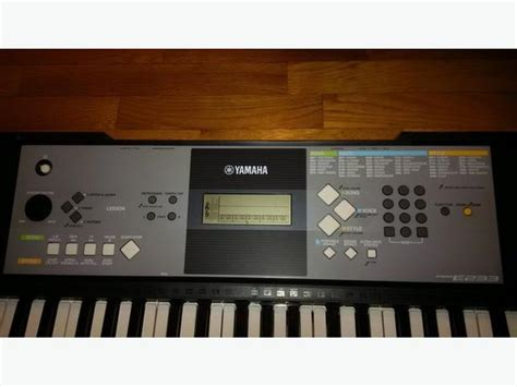 Second Keyboard Yamaha Psr E233 brand new yamaha psr e233 digital keyboard city