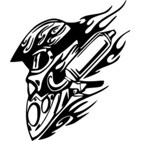 Helm Tribal Aufkleber by Aufkleber F 252 R Auto Autoaufkleber Wandtattoo