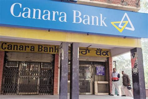 canara bank canara bank 3 others cut benchmark lending rates livemint