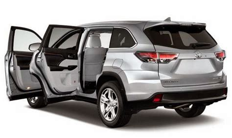 toyota highlander reviews 2017 carshighlight cars review concept specs price toyota