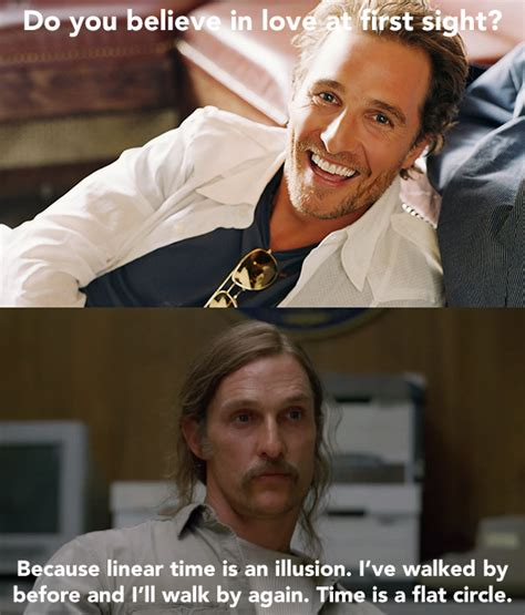 Matthew Mcconaughey Meme - true detective memes brightestyoungthings dc