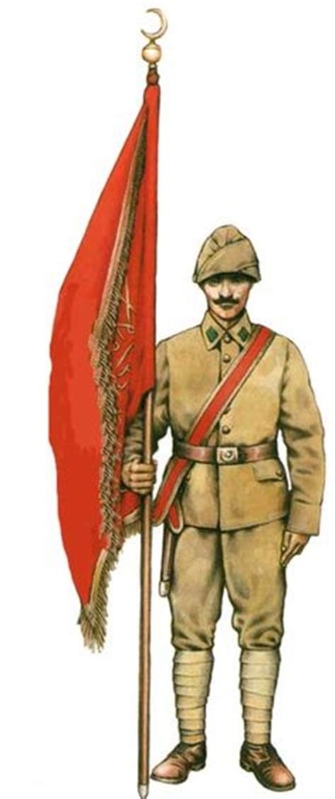 impero ottomano 1914 ottoman miscellaneous troops 1914 18 1 infantryman