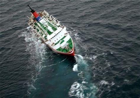 sinking boat icebreaker 2007 nightmare m v explorer down