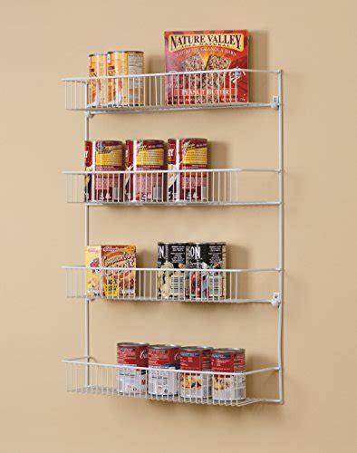 Closetmaid Wall Rack Closetmaid 8033 4 Tier Wall Rack 18 Inch Wide New Ebay
