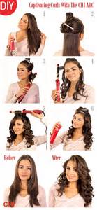 bridesmaid hairstyles useing a curling wand how to use the chi arc to curl hair it spins