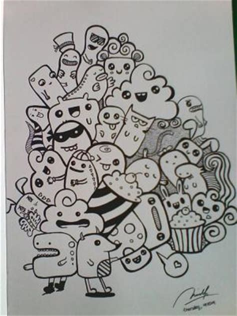 doodle semangat doodle oleh nunik aisya kompasiana