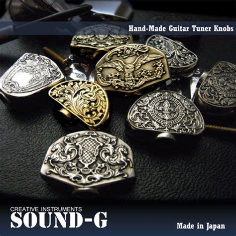 Guitar Tuner Knob by Guitar Tuner Knobs Sound G