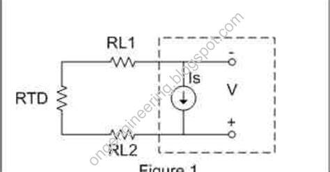 rtd bridge resistors and gas engineering 2 wires 3 wires or 4 wires rtd resistance temperature detector