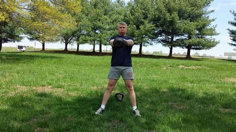 body swing swings crawls and squats total body kettlebell workout