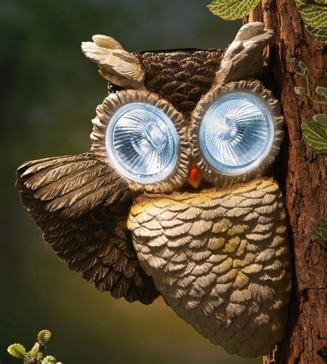 Owl Garden Decor 17 Best Images About Outdoor Decor On Pinterest Gardens Yard And Garden Statues