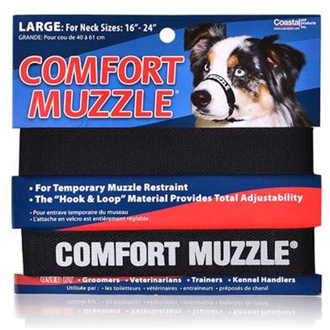 comfort muzzle comfort muzzle for dogs large size dog muzzles petcarerx