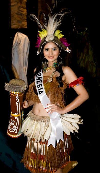 Baju Adat Dari Papua gambar dan nama pakaian adat tradisional dari 33 provinsi di indonesia tasik cyber