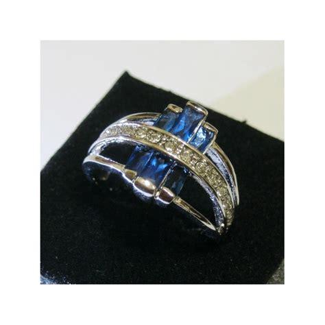Cincin Yellow Sapphire Ah 52 cincin fashion model blue sapphire cz ring 6
