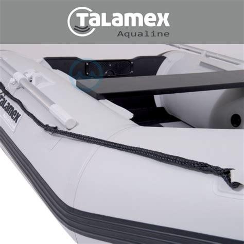 talamex rubberboten talamex rubberboot aqualine qla270 met luchtbodem