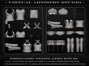 second templates for gimp artistry studio designer templates kit 04