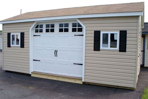 Storage Shed Garage Door by Storage Sheds Playsets Arbors Gazebos And More
