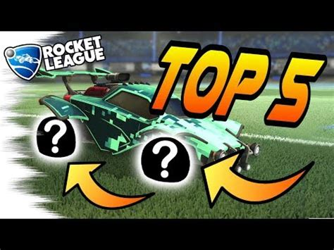 Gamerlink Giveaway - rocket league trading top 5 best cheap wheels budget car build tips with without