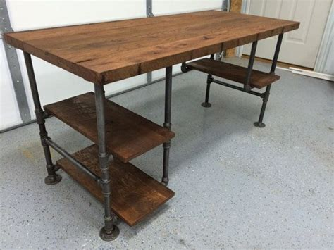25 Best Ideas About Rustic Desk On Reclaimed