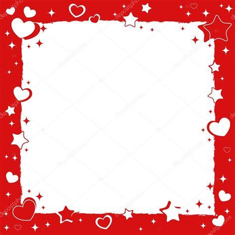 cornici san valentino san valentino romantica cornice con cuori e stelle