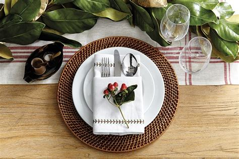 christmas place setting ideas 15 place setting ideas how to decorate