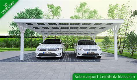 Kosten Carport Stahl by Solarcarport Kosten Kalkulator Holz Alu Oder Stahl