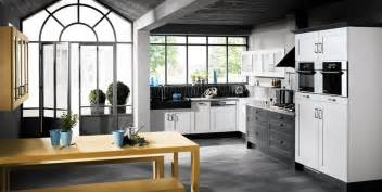 Kitchen With Black And White Cabinets Black And White Kitchen Designs From Mobalpa