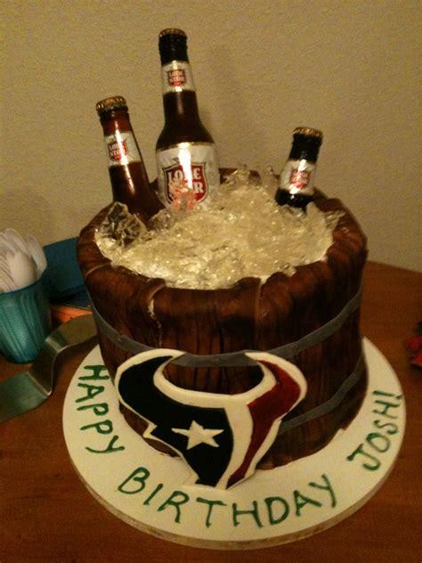 beer barrel cake lonestar beer barrel cake cakecentral com
