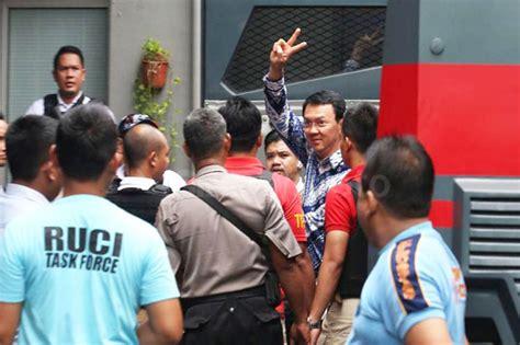 ahok cipinang two years sentenced ahok detained in cipinang prison