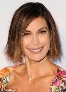 Teri Hatcher chops off her long locks in favour of a