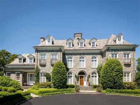 houses for sale in long island market spotlight long island new york stone mansion in lloyd harbor daniel gale