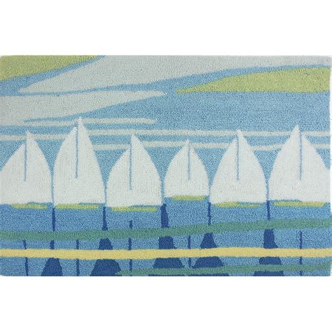 sailboat rug sailboat regatta accent rug