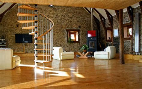 Barn Houses by Escaleras De Interior Modernas 40 Ideas Para Elevar El