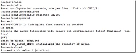 reset nvram cisco router how to reset a cisco router factor defaults jared