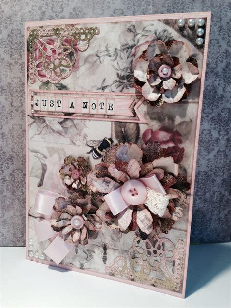 Handmade Vintage Cards - vintage note cardmakingandpapercraft