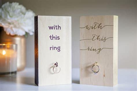 porta in legno fai da te diy dieci portafedi fai da te wedding