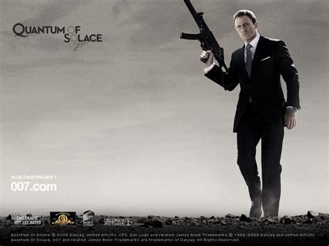 My 007 Cents About Quantum Of Solace by Quantum Of Solace
