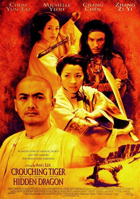 couching tiger hidden dragon essential kung fu cinema 5 crouching tiger hidden