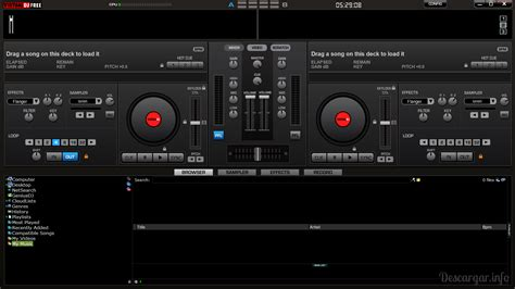 Mixer Musik descargar dj gratis