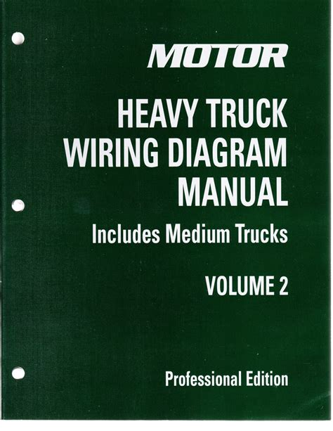 heavy truck wiring diagrams truck free printable wiring