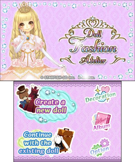 doll fashion atelier doll fashion atelier screenshots family friendly gaming