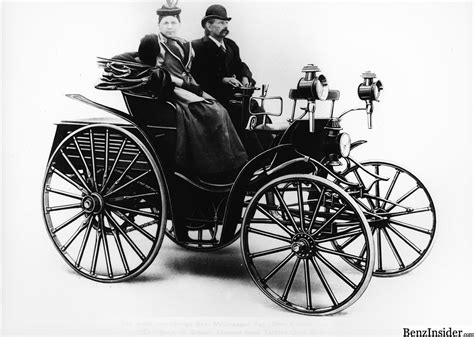 first mercedes benz 1886 karl benz first automobile gallery