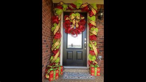 decorar paredes navideñas linda decoracion navidea exterior para ventanas y puertas