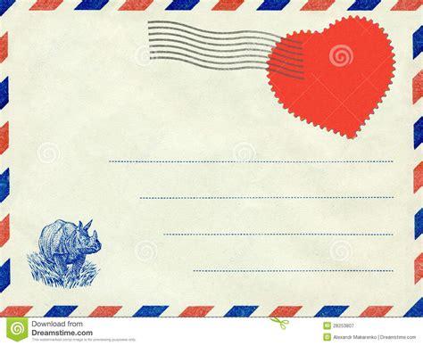 imagenes vintage de amor collage una carta de amor postal del vintage fotograf 237 a