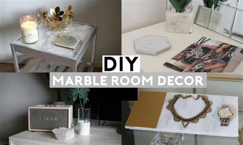 Marble Decor by Diy Marble Room Decor Cheap Simple