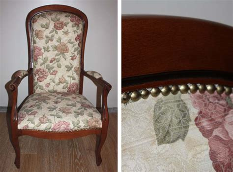 prix d un fauteuil voltaire ancien pour mes jolis m 244 mes mais pas que customiser un fauteuil tuto