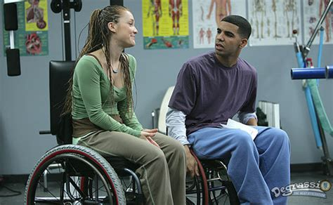 Wheel Chair Jimmy by To Return To Degrassi For Cameo As Wheelchair Jimmy Mobile You Magazine