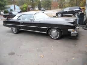 73 Cadillac Convertible 73 Cadillac Eldorado Convertible 500ci V8 For Sale In