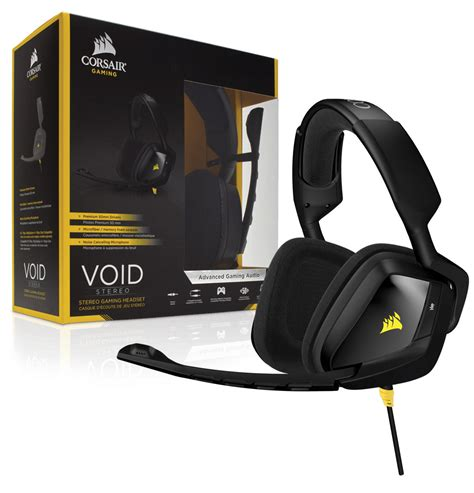Murah Corsair Void Stereo Gaming Headset corsair gaming void stereo gaming headset carbon ca