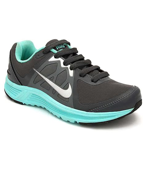 nike gray running sports shoes price in india buy nike